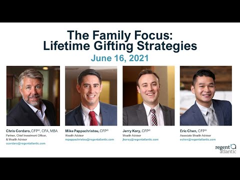 The Family Focus: Lifetime Gifting Strategies