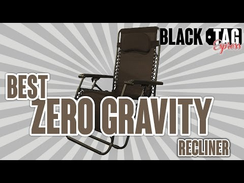 Zero Gravity Recliner - An Amazing Infinity Outdoor Relaxation Chair