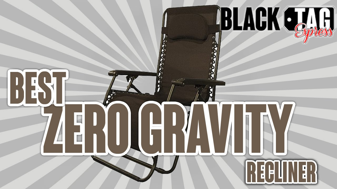 Zero Gravity Recliner An Amazing Infinity Outdoor
