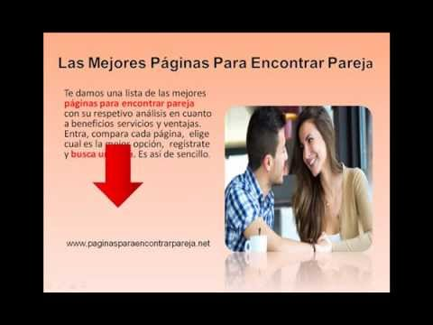 paginas dating gratis