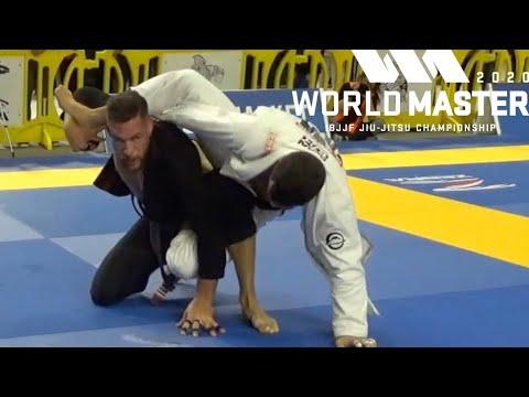 Gregor Gracie v Rafael Lovato Jr. / World Master 2020