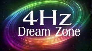 4Hz - Dream Zone - Meditation State - Concentration - SLEEP AID