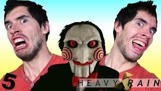 ¿QUIERES JUGAR UN JUEGO? | Heavy Rain (5) - JuegaGerman