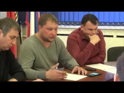 Тепловые счетчики. Депутатская комиссия 03.11.16 - часть 1