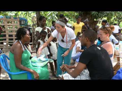 Haiti Medical Mission: Mary Houston