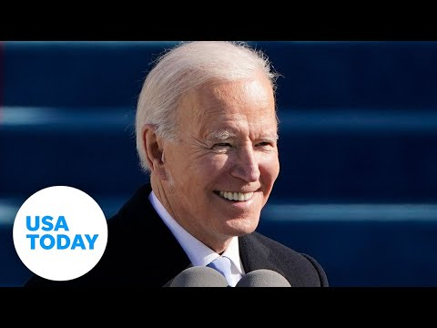 President Joe Biden declares 'democracy has prevailed' in inauguration speech (FULL) | USA TODAY