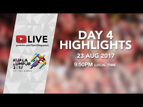 Day 4 Highlights | 29th SEA Games 2017