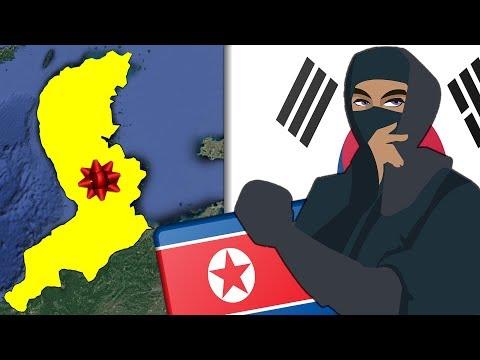 Kuzey Kore ve Güney Kore 'TEK BİR ÜLKE' Olsaydı?
