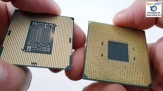 Video The Intel Core i7-8700K CPU Up Close download MP3, 3GP, MP4, WEBM, AVI, FLV April 2018