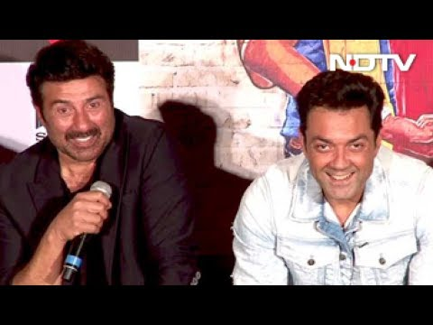 I Am Known Only For Actions Films: Sunny Deol