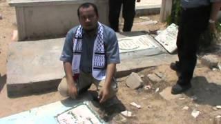 Perkuburan As-Syahid Sheikh Ahmed Yassin dan As-Syahid Abdel Aziz Al-Rantisi
