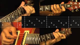 Simple Man - Lynyrd Skynyrd Guitar Cover & Tabs Part 1/5 FarhatGuitar.com