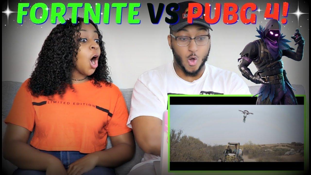 "Laugh Over Life ""Fortnite vs PUBG 4"" REACTION!!!"