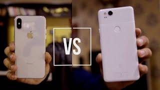 Apple iPhone 10 VS Google Pixel 2 - Killer Smartphones!