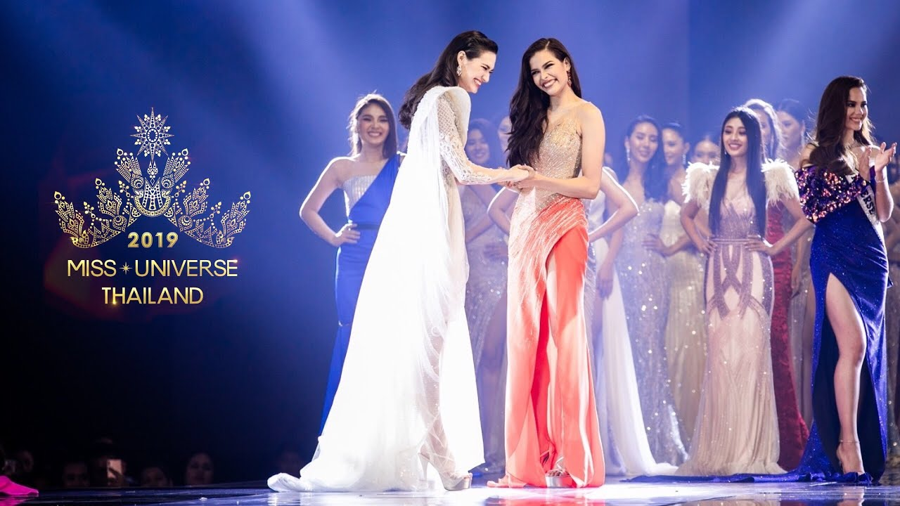 (HD) Miss Universe Thailand 2019 Crowning Moment