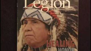 American Indian Imagery in 2008 Magazines