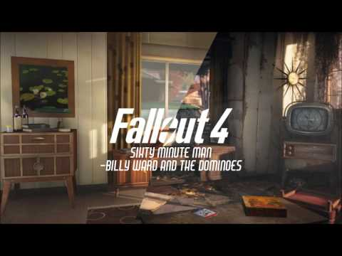 Sixty Minute Man  Billy Ward & The Dominoes  Fallout 4 Soundtrack