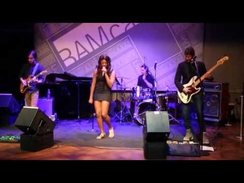 Lachi performing Champion at Brooklyn Academy of Music