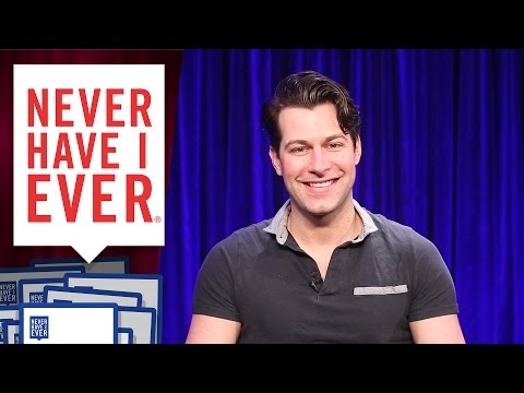 WICKED's Michael Campayno Spills the Truth in Never Have I Ever
