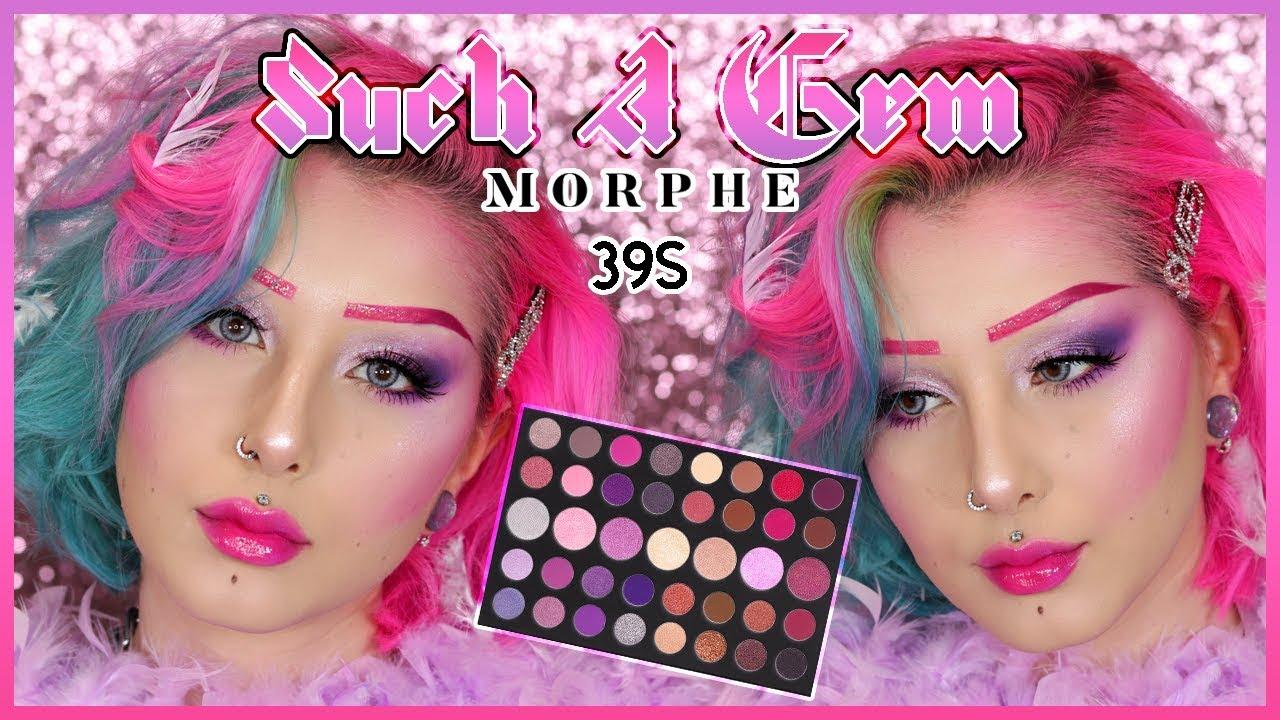 NOUVELLE PALETTE MORPHE: 39S 'SUCH A GEM'   Makeup & Revue ????