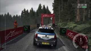 DiRT Rally - Mini Countryman Rally Edition Gameplay (PC HD) [1080p]