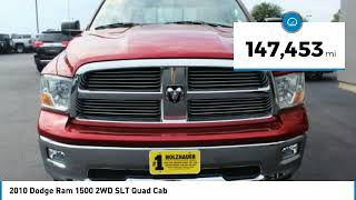 2010 Dodge Ram 1500 Holzhauer Auto and Motorsports Group S112133