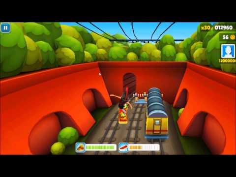 Subway surfers обзор игры на ПК (PC) и ссылка на игру
