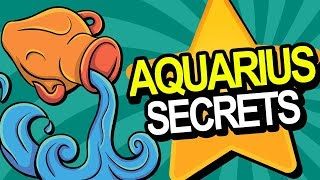 21 Secrets of the AQUARIUS Personality ♒ FACTS OR NAH?