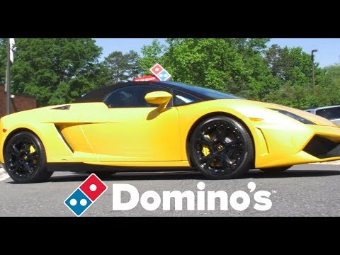 Delivering for Domino's - Best Part-Time Job for Mother's
