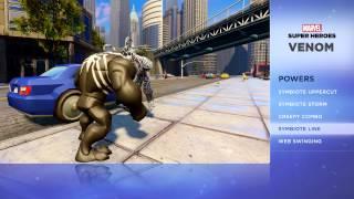 Disney Infinity: Marvel Super Heroes (2.0 Edition) - Venom Spotlight