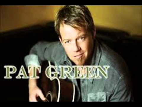 Take Me Out To A Dancehall ,,,,,Pat Green