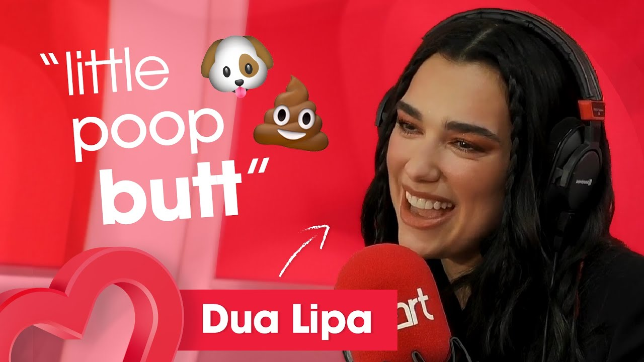 Dua Lipa compares Miley Cyrus to a panther | Interview | Heart