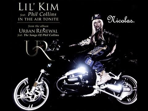 Lil' Kim Feat Phil Collins - In The Air Tonight ( 2001 ) HD