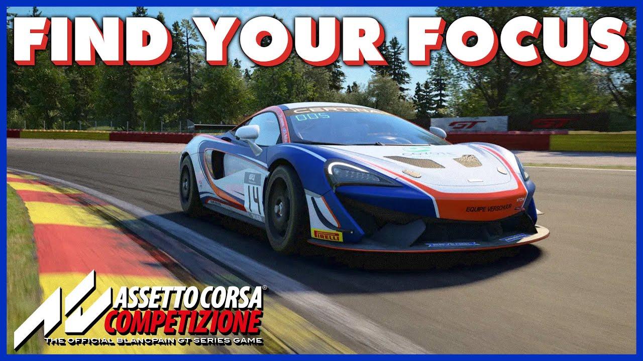 PowerQ: Finding your focus in Sim Racing