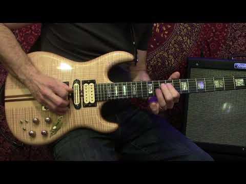 Samson and Delilah Jerry Garcia Guitar Lesson TRAILER