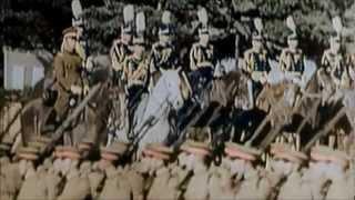 "《軍歌》日本陸軍(""Nippon Rikugun"" - Japanese Army)With Eng/Sub"