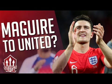 Harry Maguire To Manchester United For 65 Million?