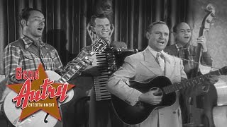 Gene Autry and the Cass County Boys - Pretty Mary (from Loaded Pistols 1949)