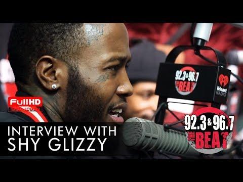 Shy Glizzy Interview with DJ Scream