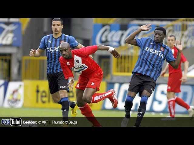 2008-2009 - Jupiler Pro League - 34. Club Brugge - Excelsior Mouscron 4-1