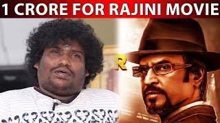 Yogi Babu shocks Rajini