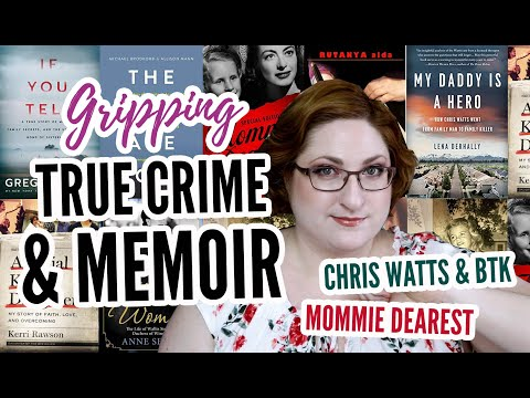 Dark & Disturbing True Crime & Memoir Wrapup | Chris Watts, BTK, Mommie Dearest & more