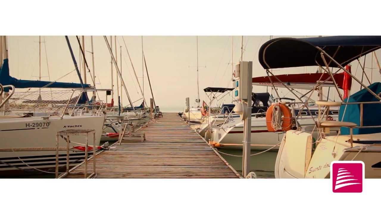 Füred yacht
