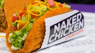 Trying Taco Bell's Naked Chicken Chalupa