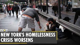 WION Ground Report: New York city's homelessness crisis worsens