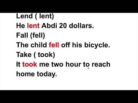 BASIC ENGLISH CONVERSATION LESSONS -IMPROVE YOUR ENGLISH SKILLS #29