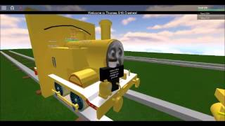 roblox thomas and friends crashes remakes Ep. 1
