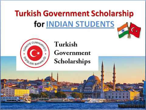 Turkish Government Scholarship for INDIAN students (HINDI)