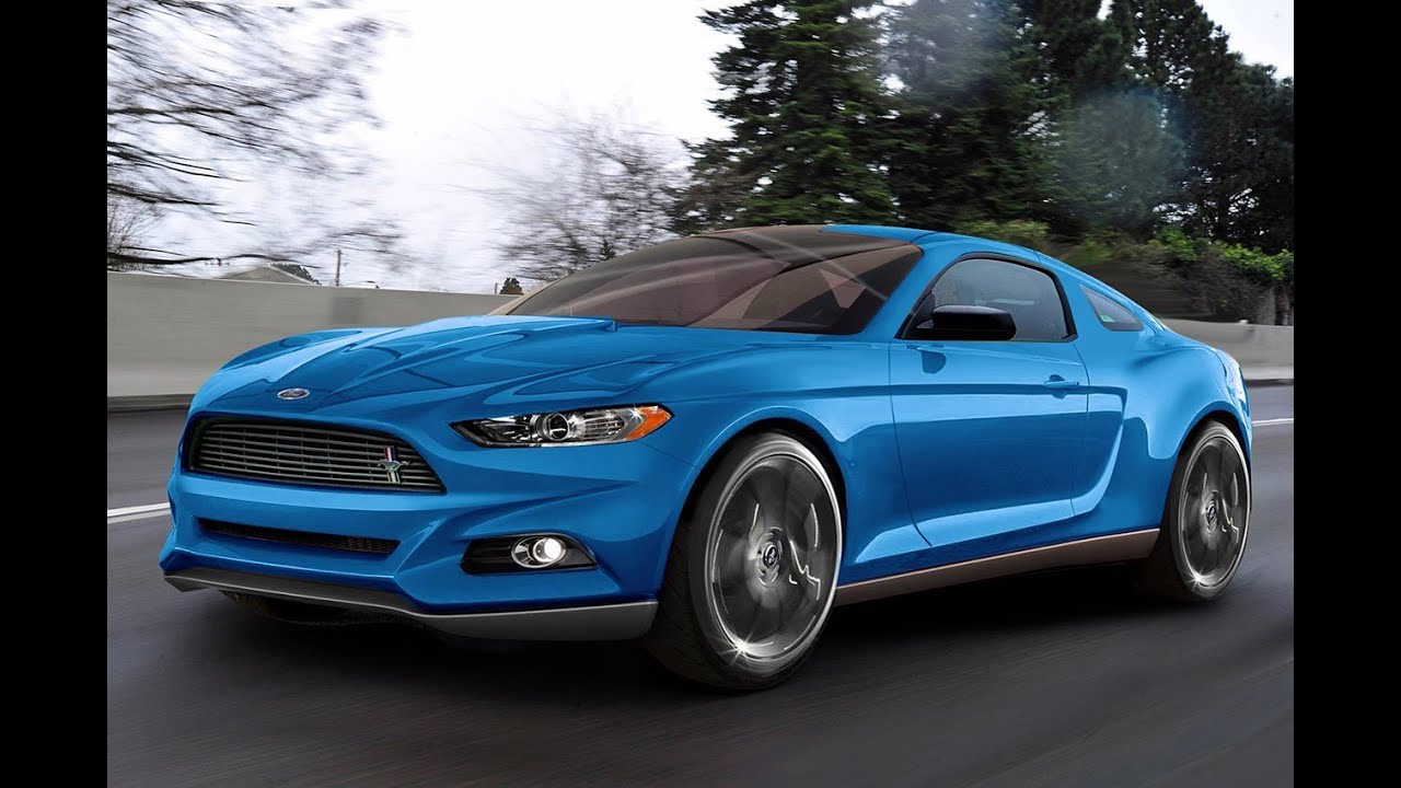New 2015 mustang with turbo 4 cylinder