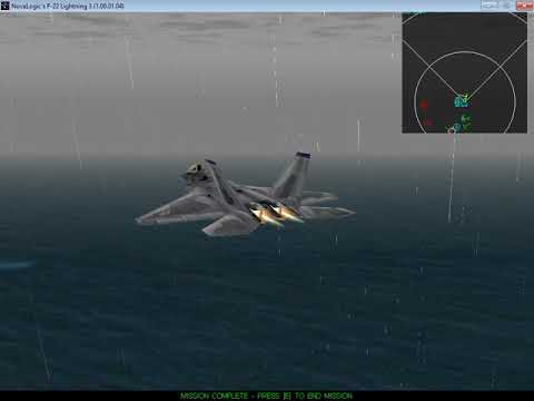 F-22 Lightning 3 - Indonesia (1/7): Wrecking crew  